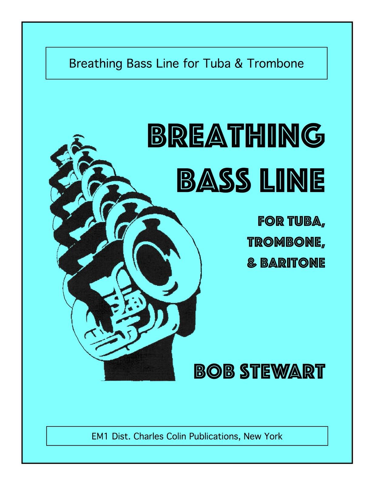 Stewart, Bob, The Breathing Bass Line-p01