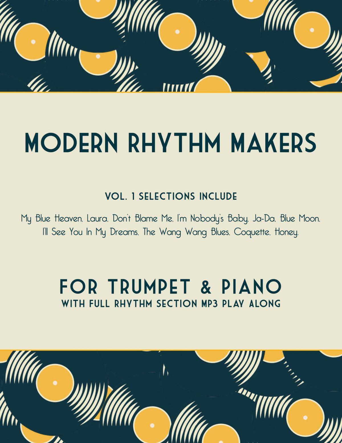 Various, Modern Rhythm Makers Play Along Vol.1-p01