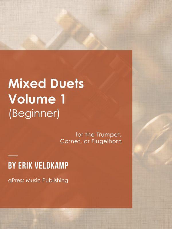 Veldkamp, Mixed Duets Vol.1 (Beginner)-p01