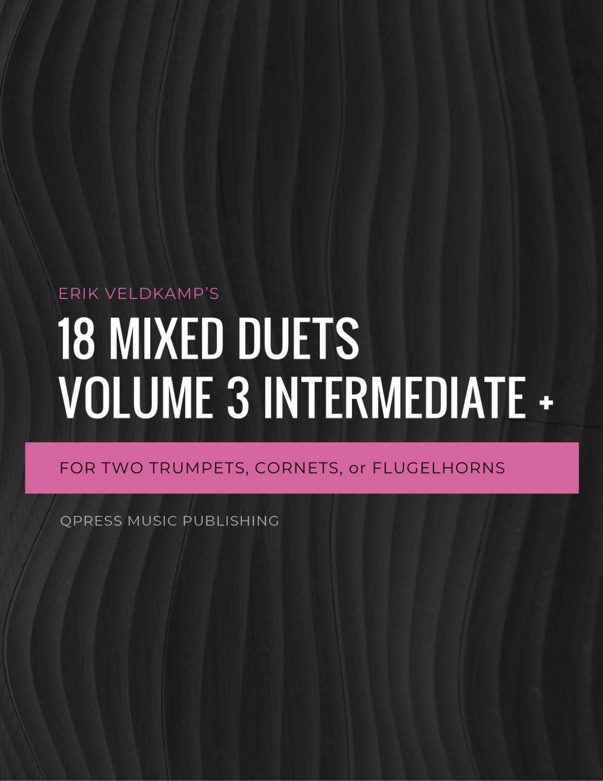 Veldkamp, Mixed Duets Vol.3 (Intermediate Plus)
