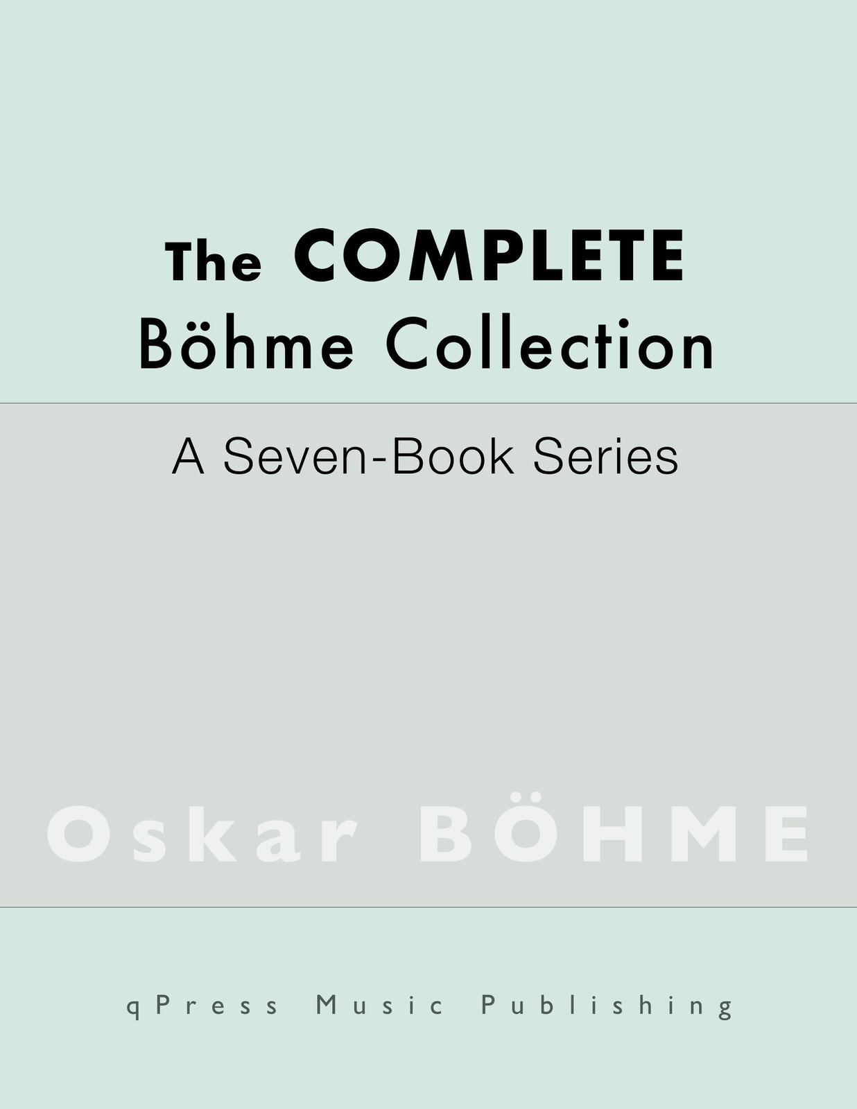 Bohme collection