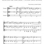 Christmas Hits for Three Trumpet-p18