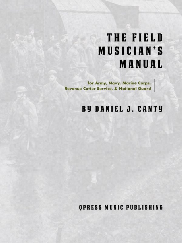 Field musicians manual cover
