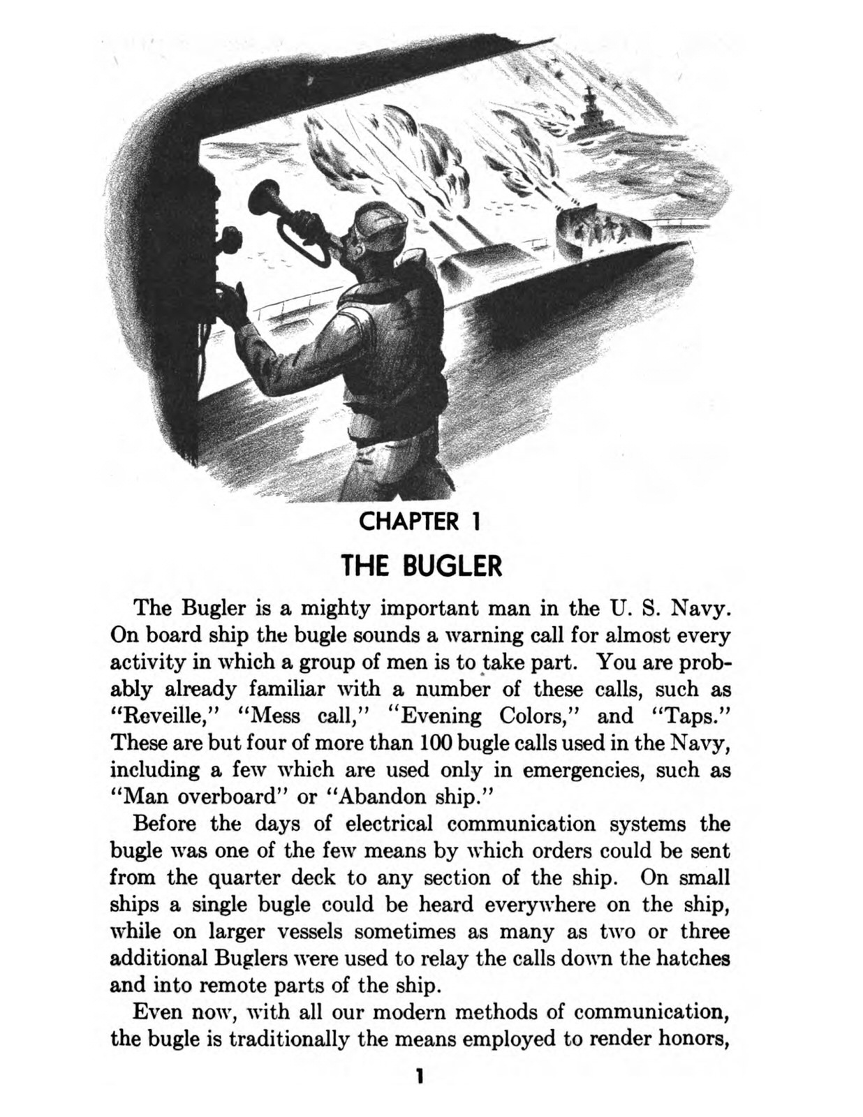 Manual for Buglers, US Navy-p05