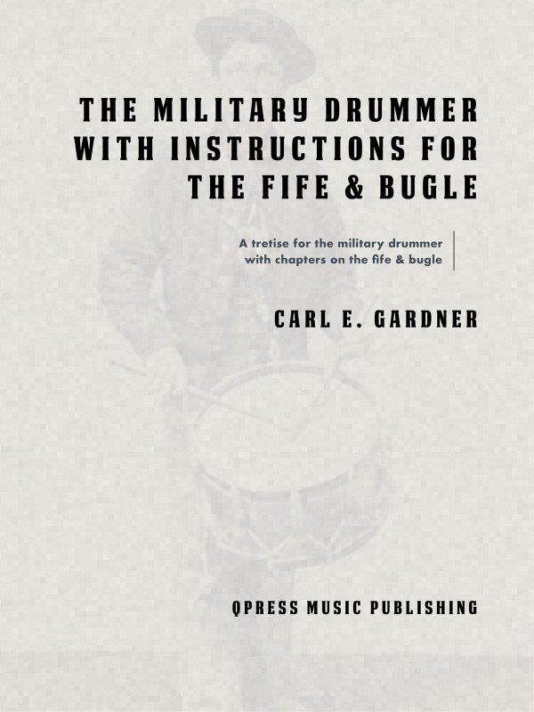 Military drummer cover