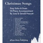 Prescott, Easy Christmas Songs for One or Two Trumpets with Piano