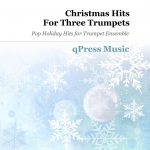 Various, Christmas Hits for Three Trumpet