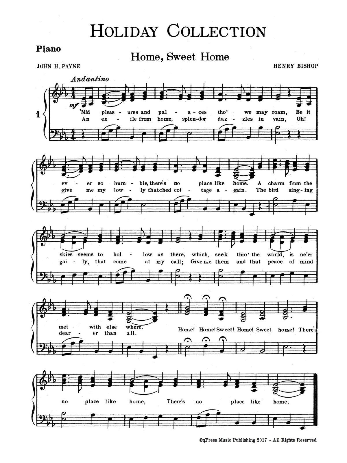 Various, Holiday Collection (59 Carols, Hymns, and Airs)-p081
