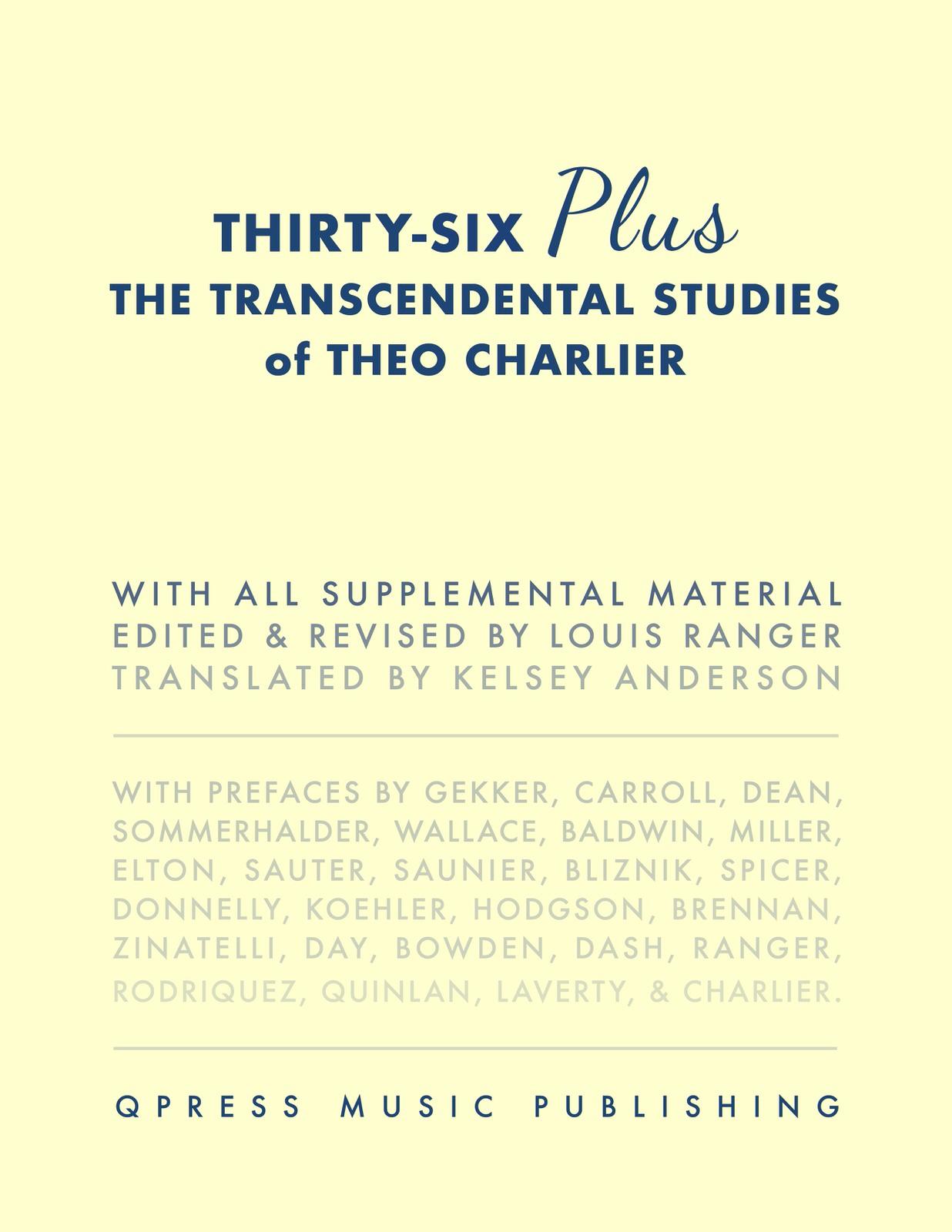 Charlier, 36 Transcendental Studies PLUS-p001