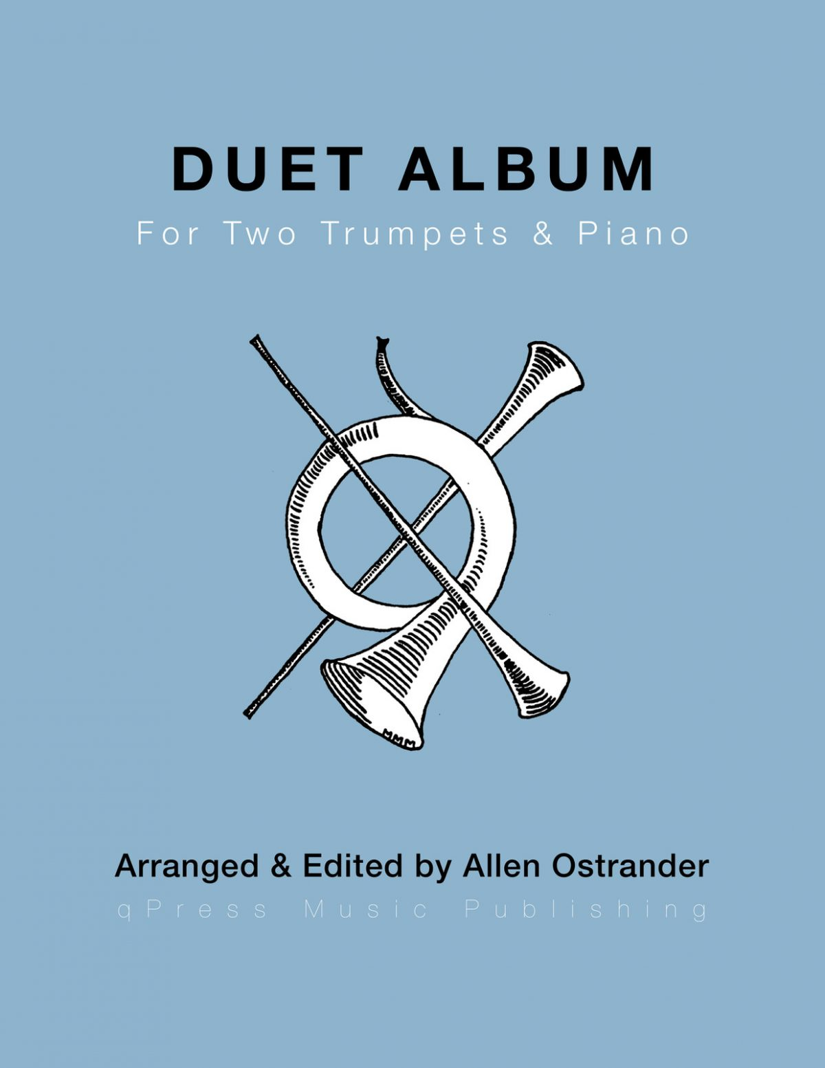 Ostrander, Duet Album for Two Cornets and Piano