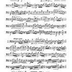 Paudert, 24 Studies for Trombone-p03