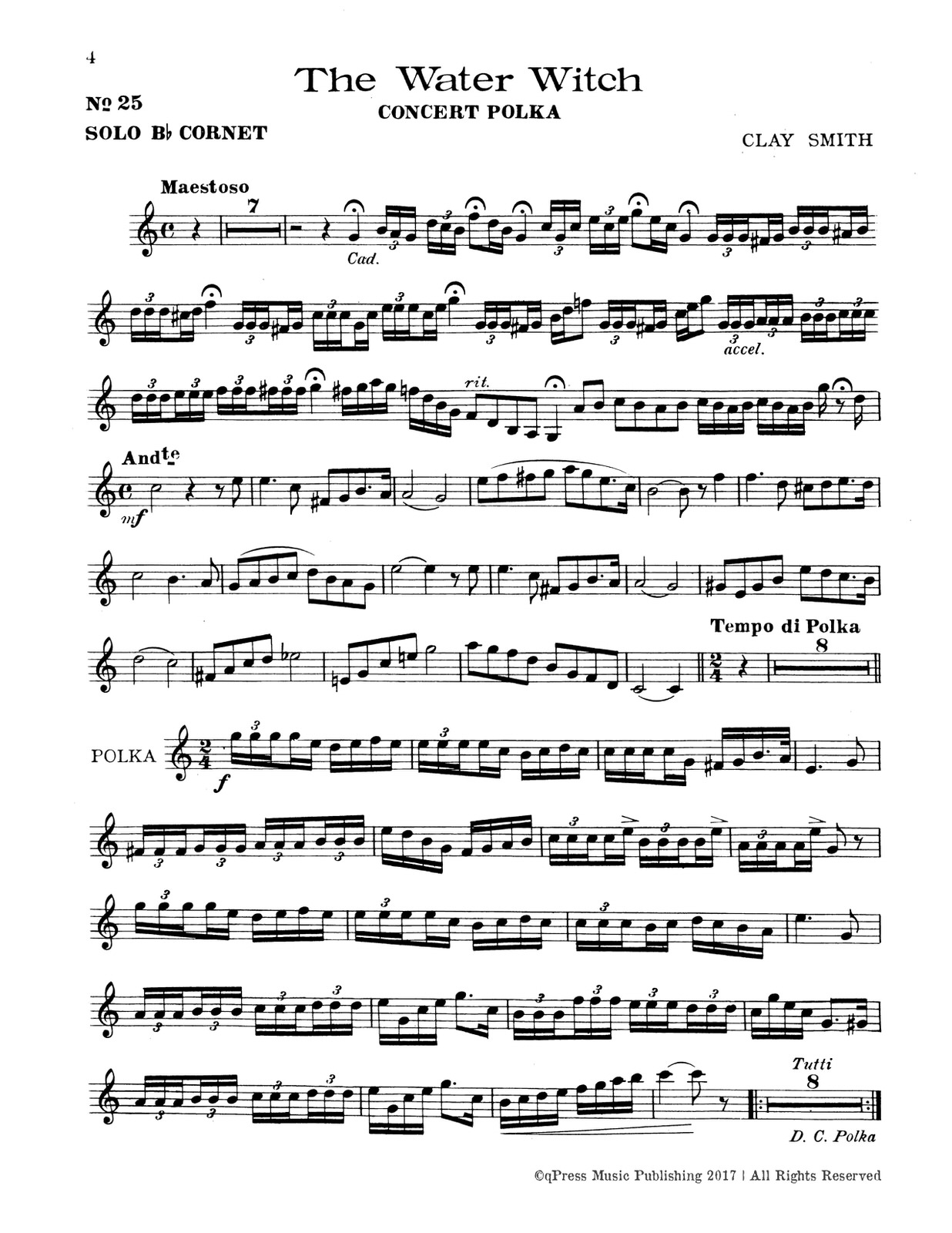 Smith, Clay, Solo Collection (Score and Parts)-p004