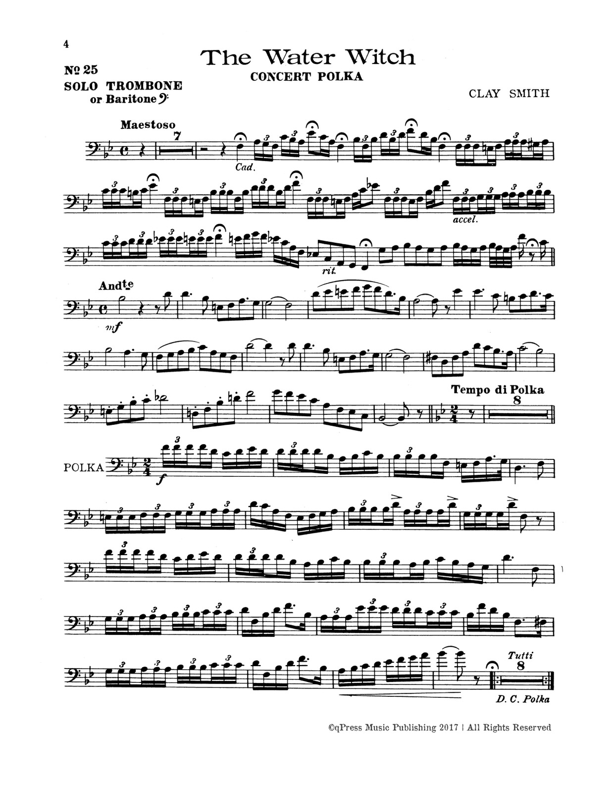 Smith, Clay, Solo Collection (Score and Parts)-p040