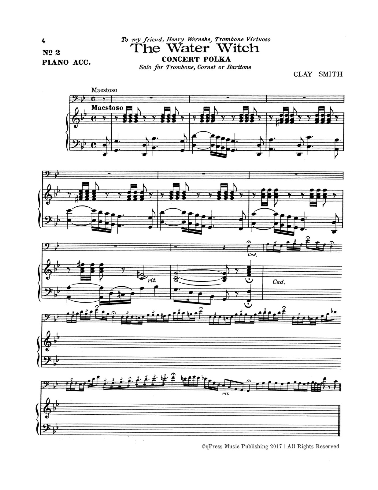 Smith, Clay, Solo Collection (Score and Parts)-p076