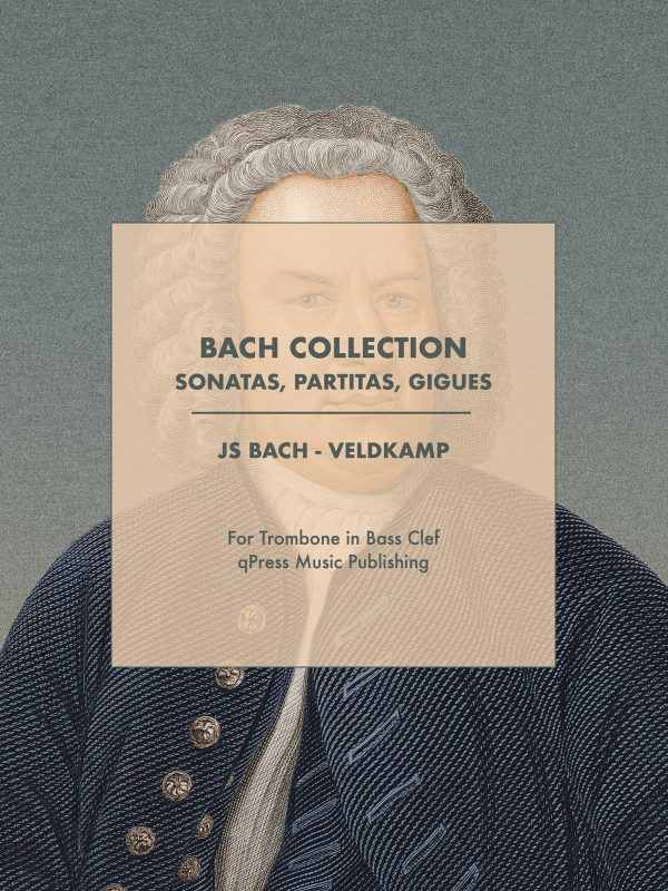 Veldkamp-Bach, JS Bach Collection for Trombone-p01