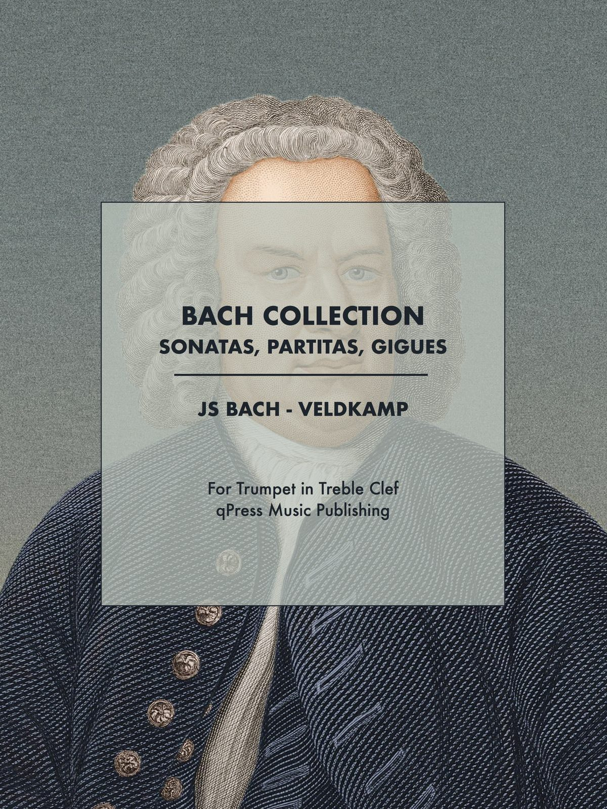 Veldkamp-Bach, JS Bach Collection for Trumpet-p01