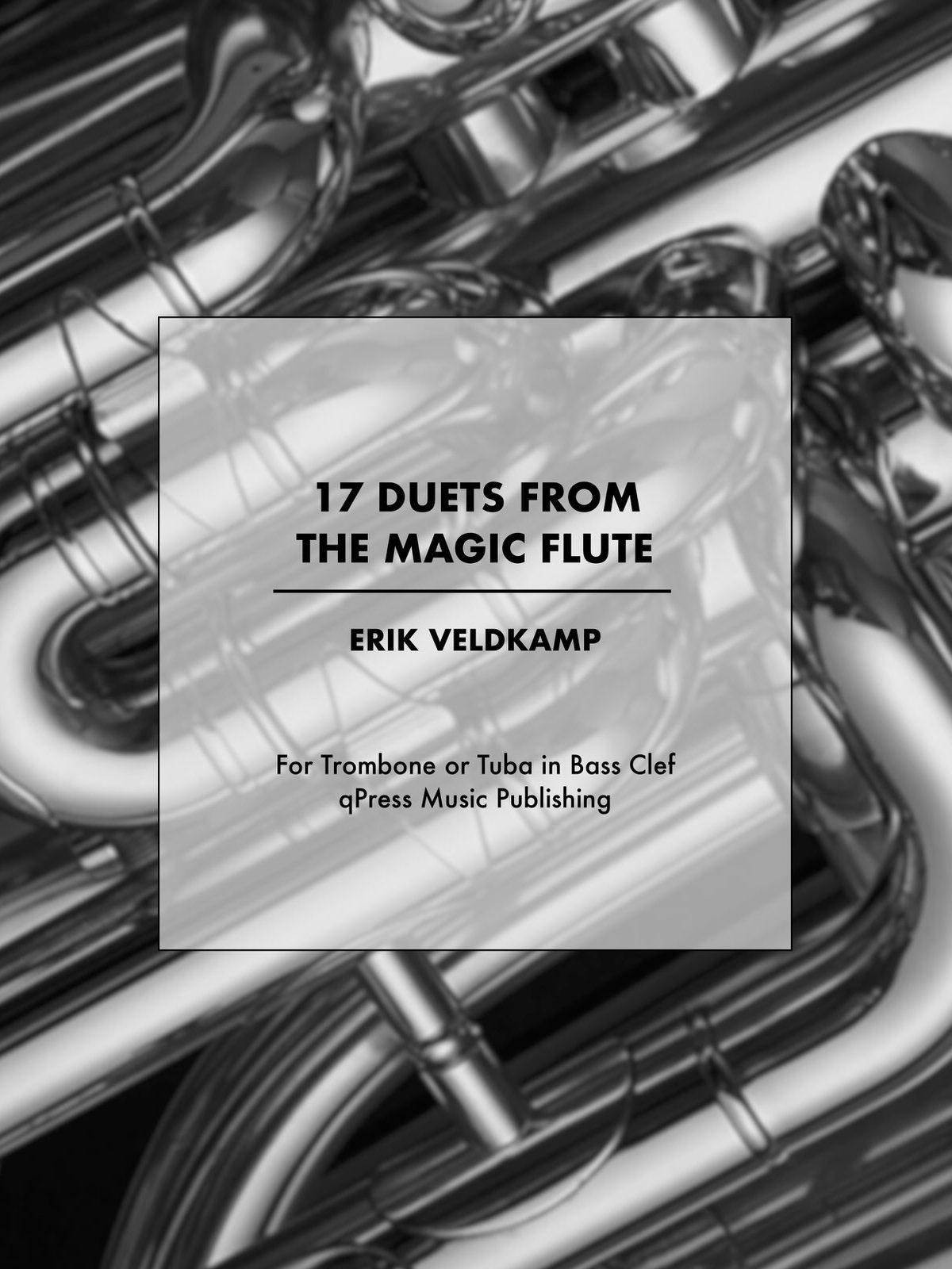 Veldkamp Trombone Duets from Magic Flute