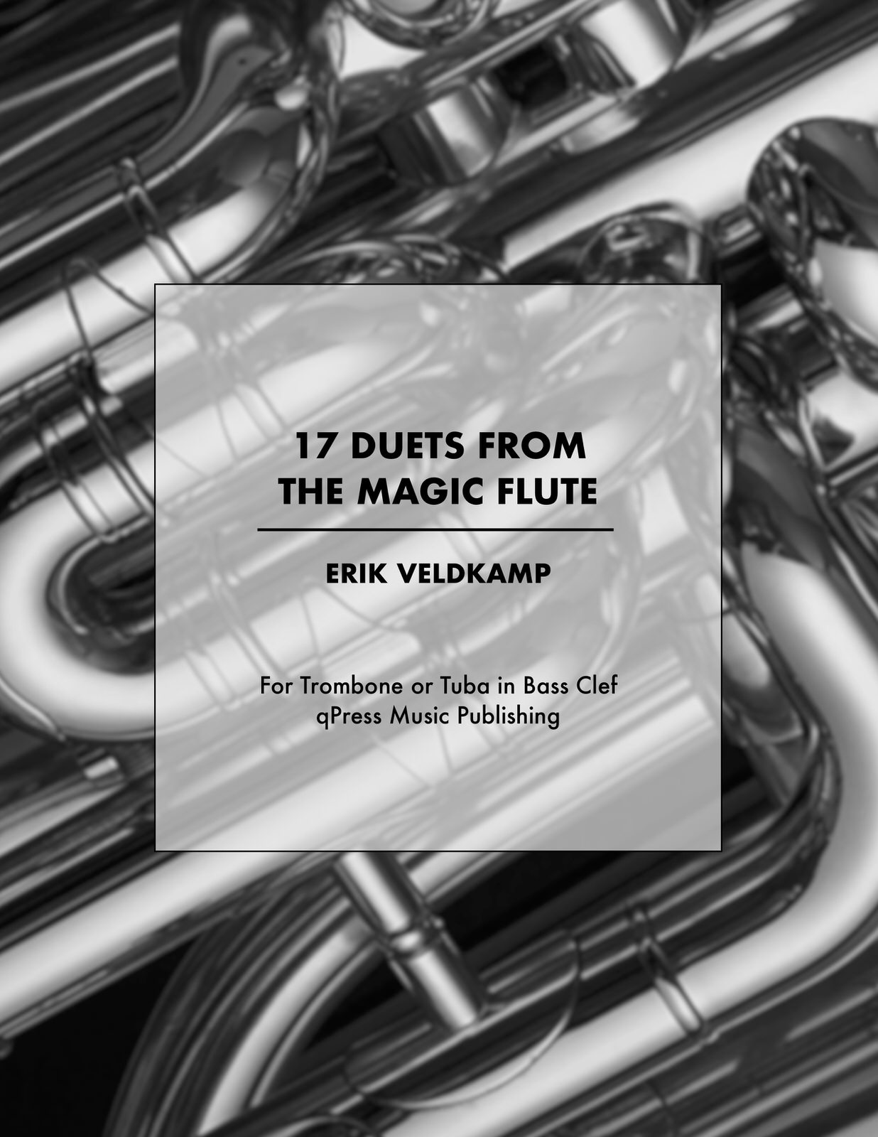 Veldkamp Trombone Duets from Magic Flute