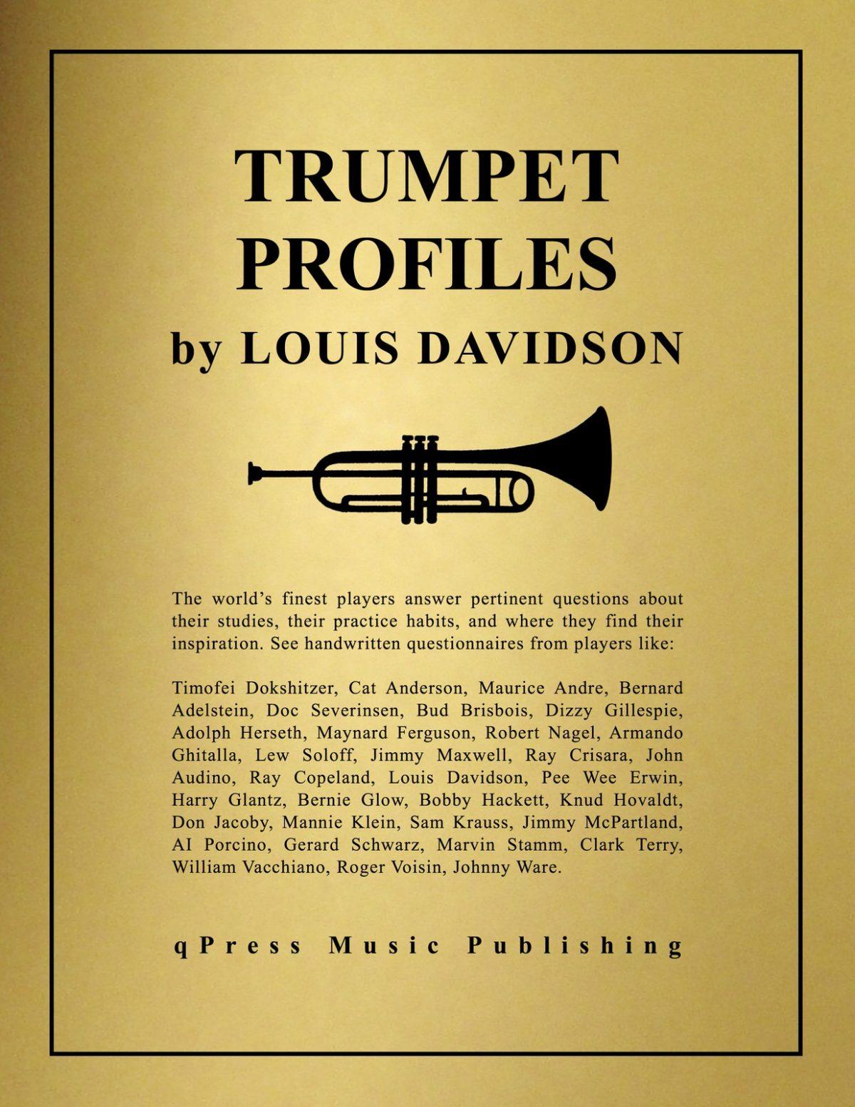 Davidson, Trumpet Profiles-p01