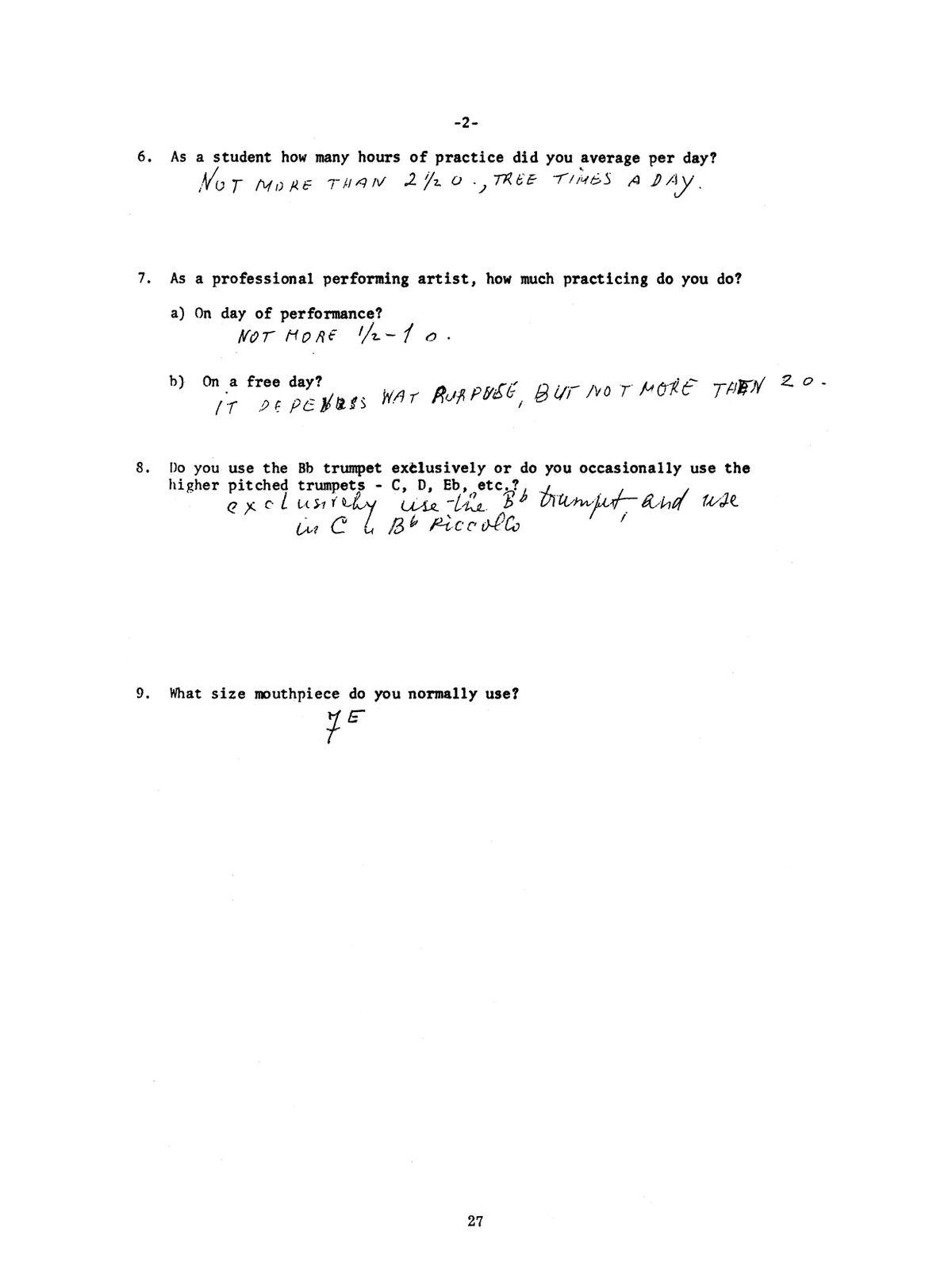Davidson, Trumpet Profiles-p27