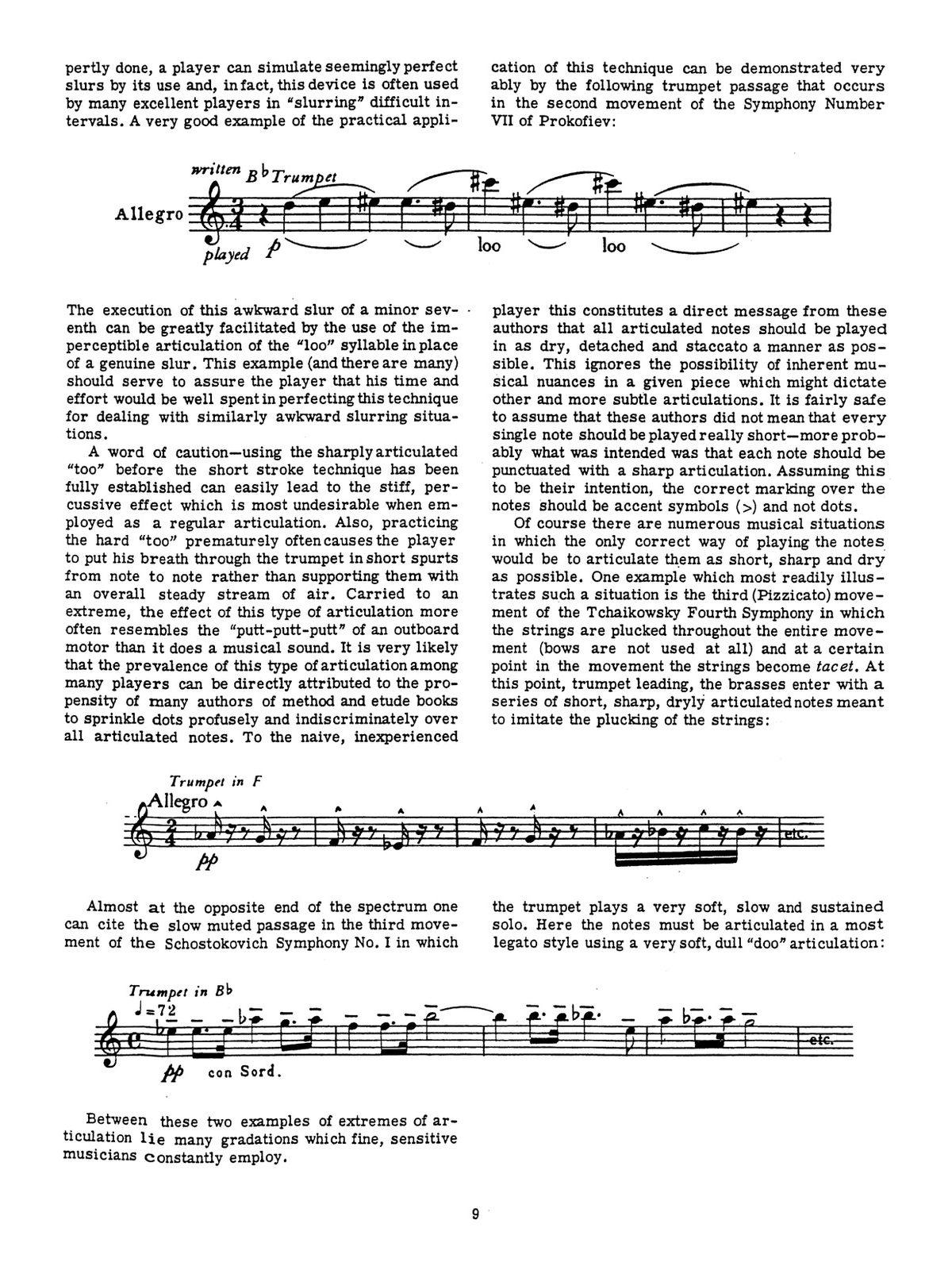 Davidson, Trumpet Techniques-p19