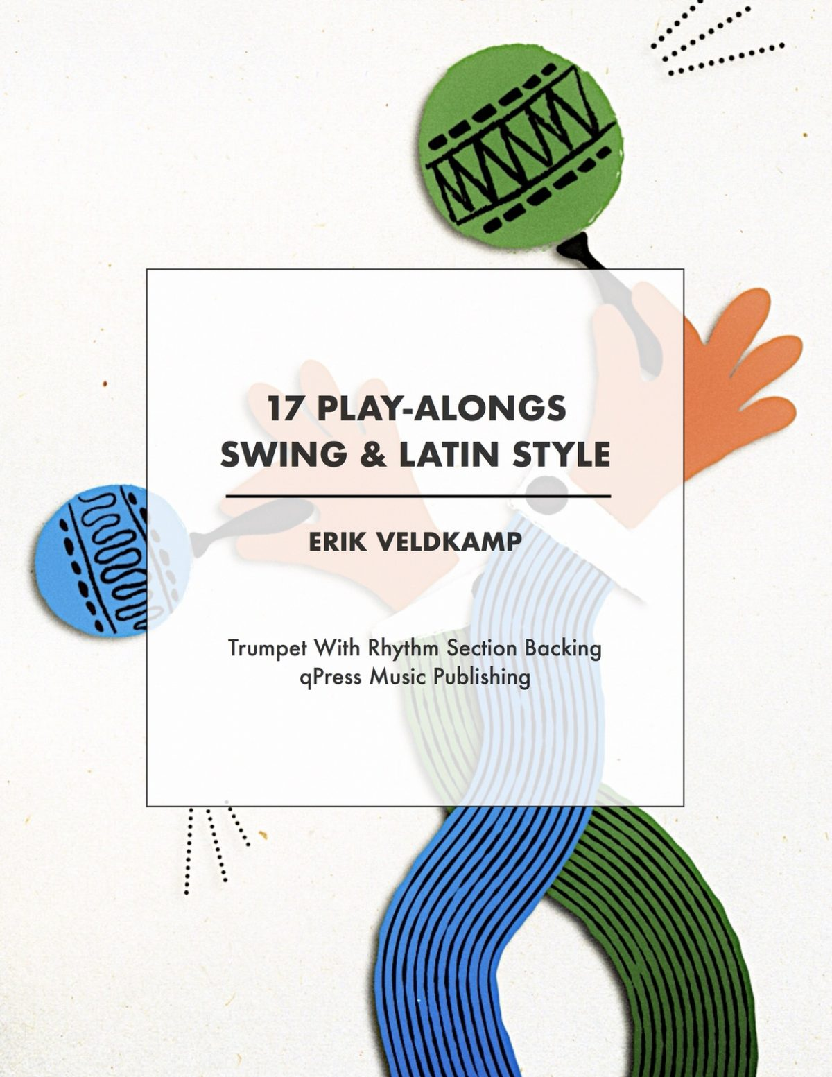 Veldkamp, 17 Play-Alongs in Swing & Latin Style-p01