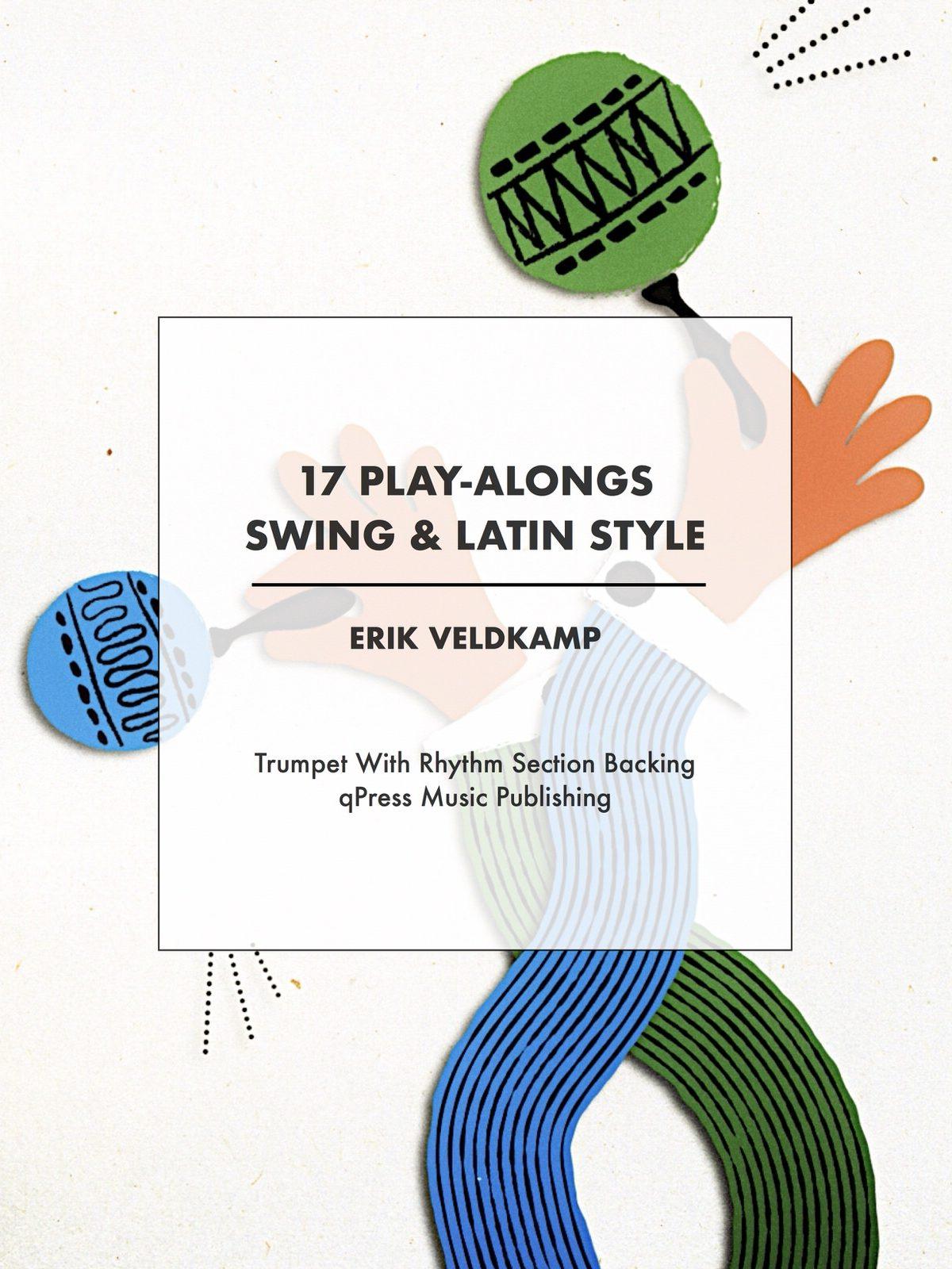 Veldkamp, 17 Play-Alongs in Swing & Latin Style-p01