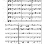 Veldkamp, A Night in Tunisia for 6 Trumpets (Score and Parts)-p03