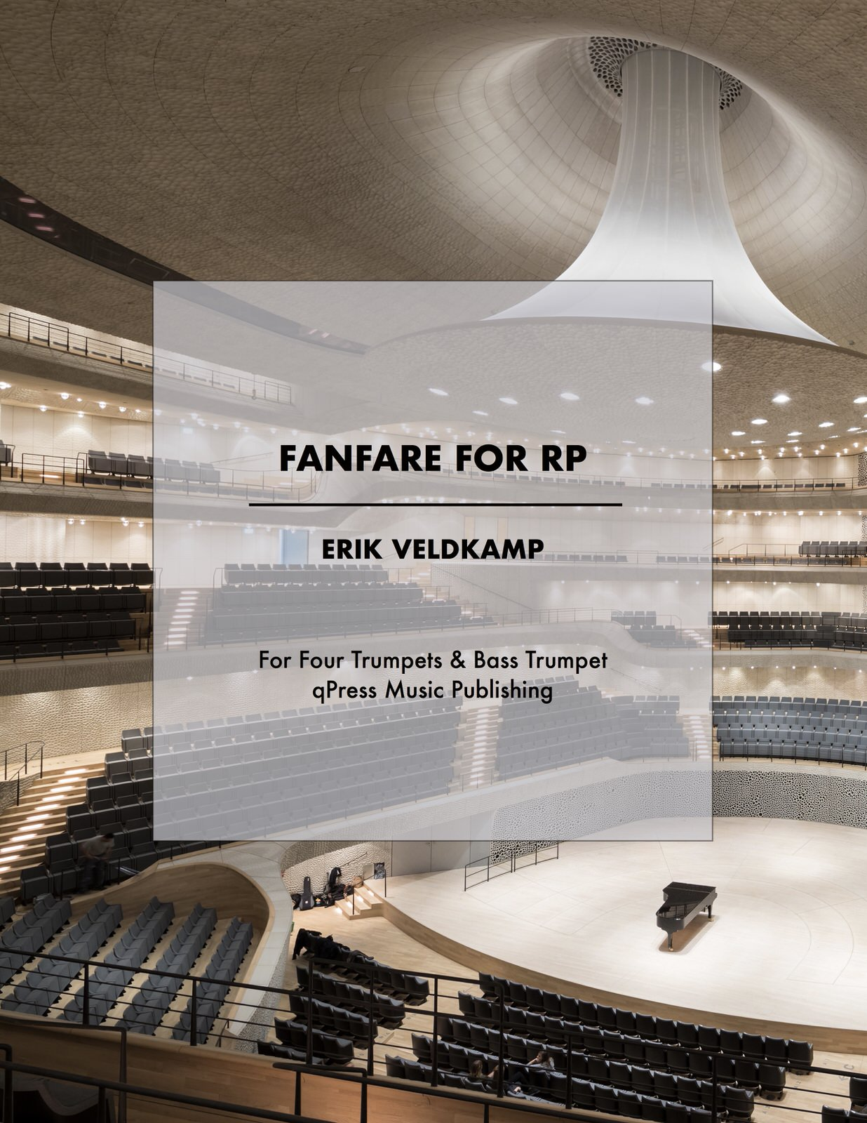 Veldkamp, Fanfare for RP (Score and Parts)-p01