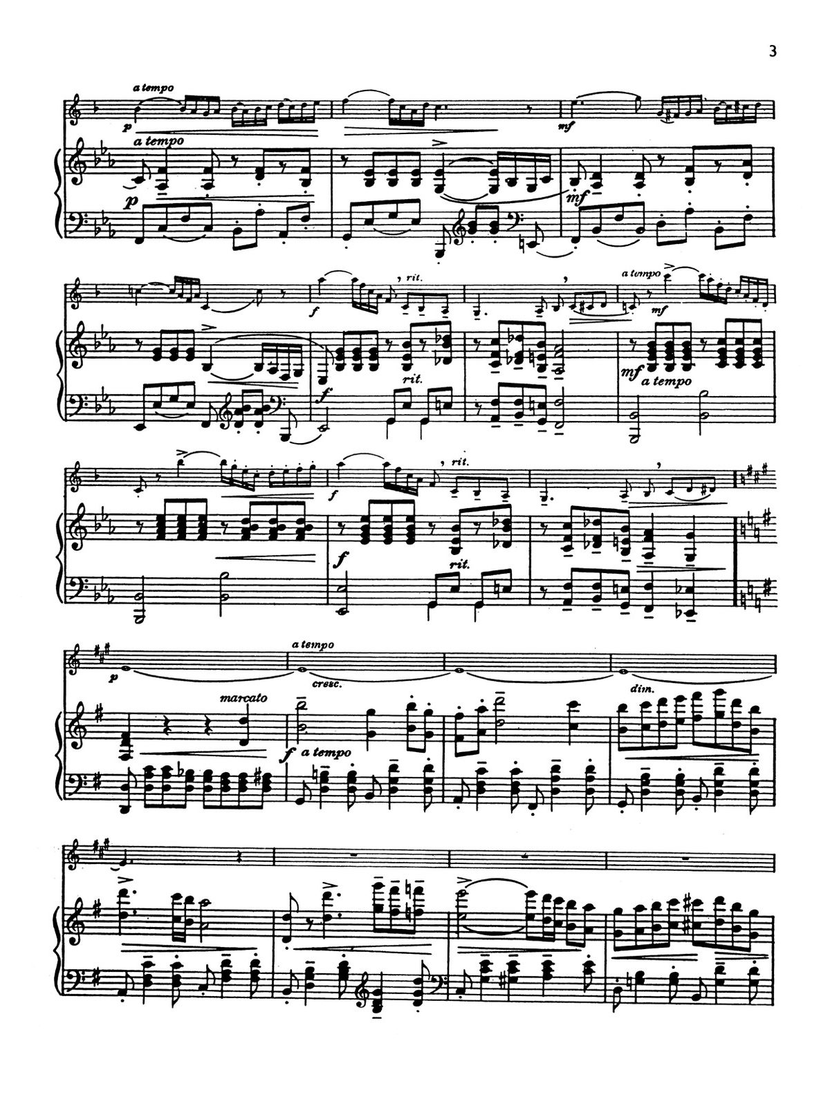 Williams, Second Concerto for Trumpet (Part and Score)-p15