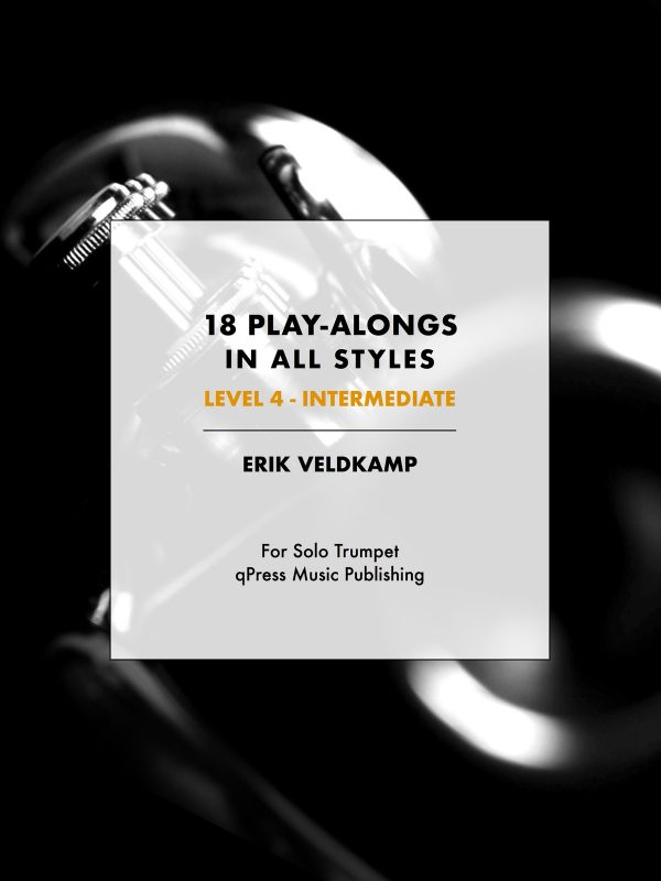 18 Play-Alongs in All Styles Level 4 (Intermediate)-p01
