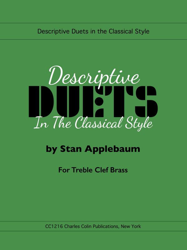 Applebaum, Descriptive Duets-p01
