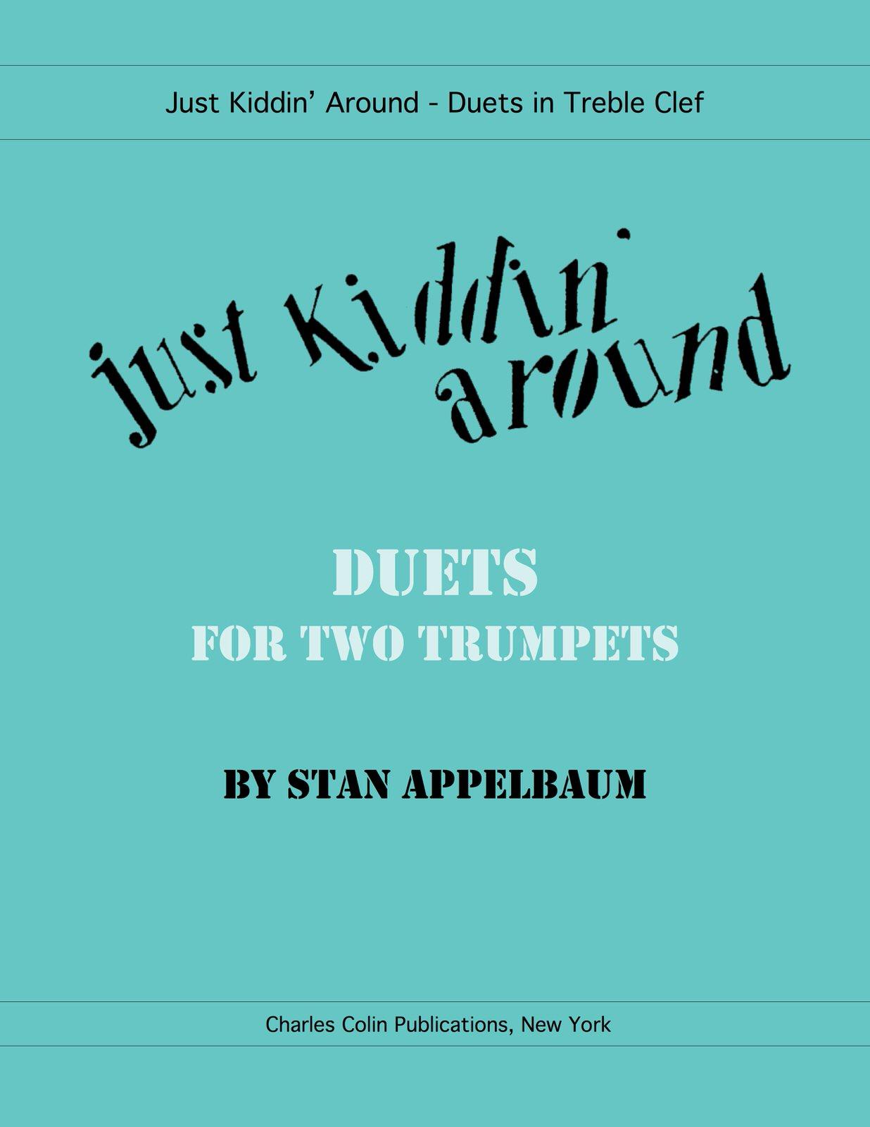 Applebaum Just Kiddin Around-p01