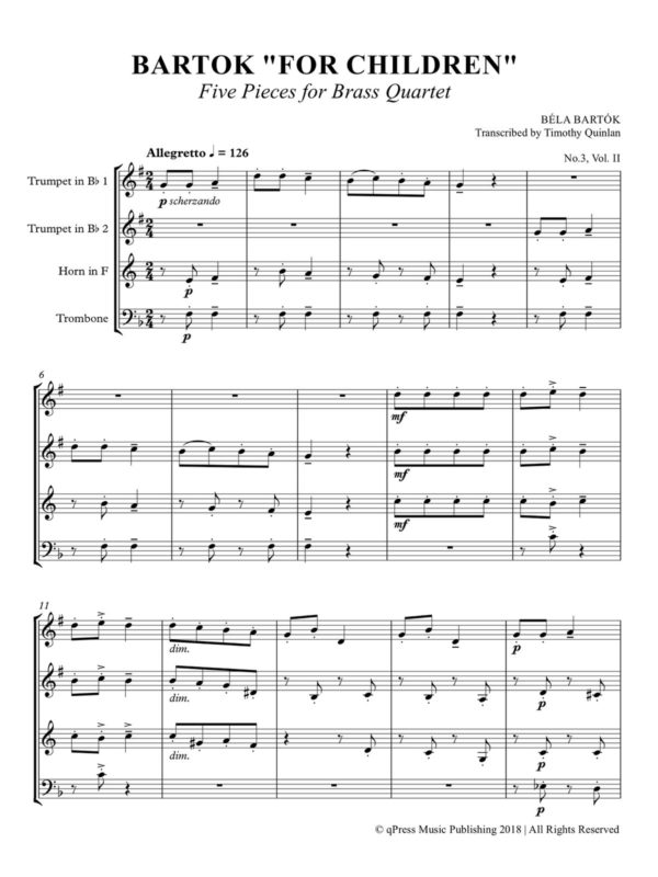 All Music Chords french horn sheet music : French Horn PDFs | qPress