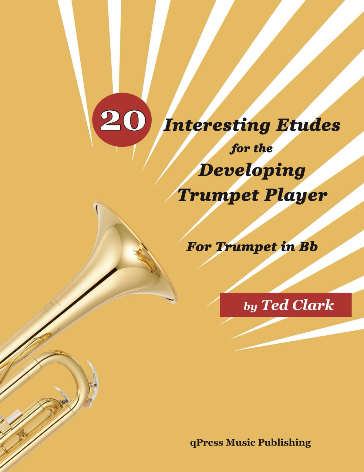Clarke, Ted, 20 Interesting Etudes for the Developing Trumpet Player-p01