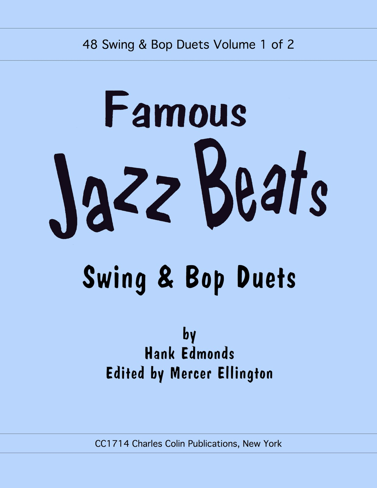 Edmonds, Hank Famous Jazz Beats Vol.1-p01