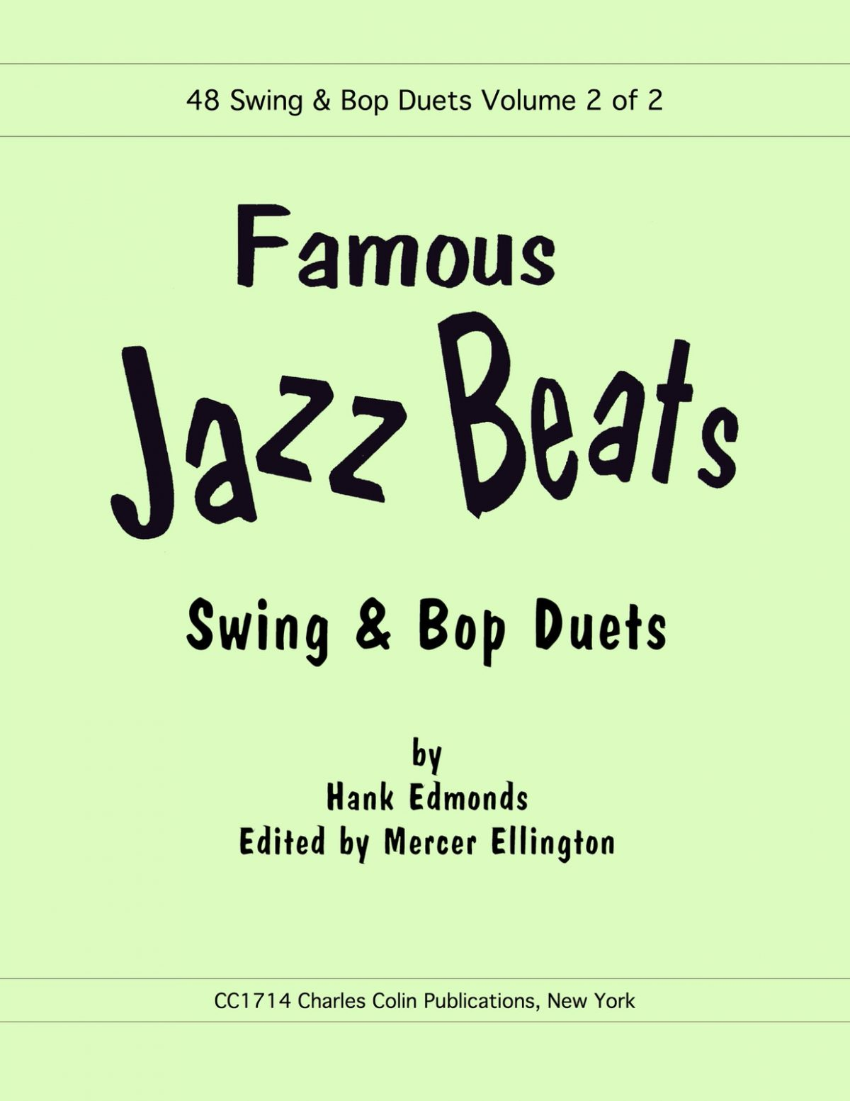 Edmonds, Hank Famous Jazz Beats Vol.2-p01