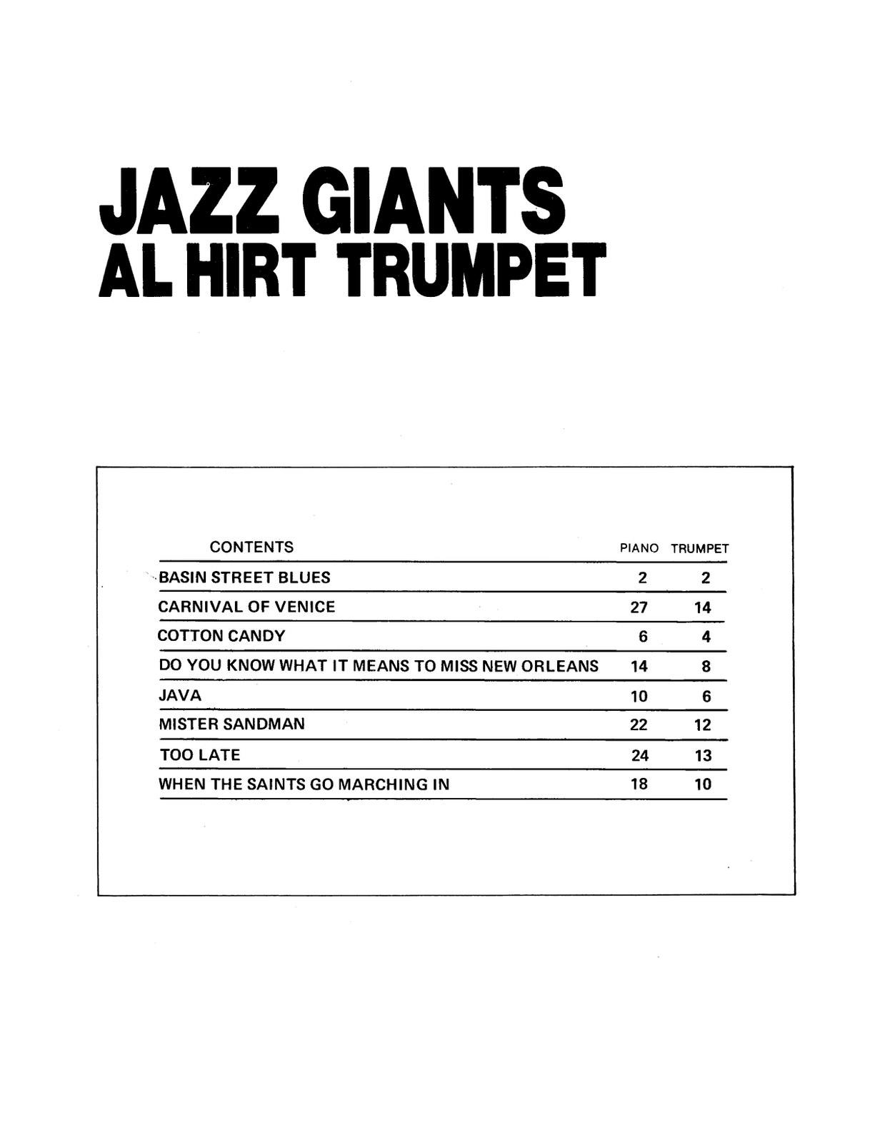 Hirt, Jazz Giants (Part and Score)-p19