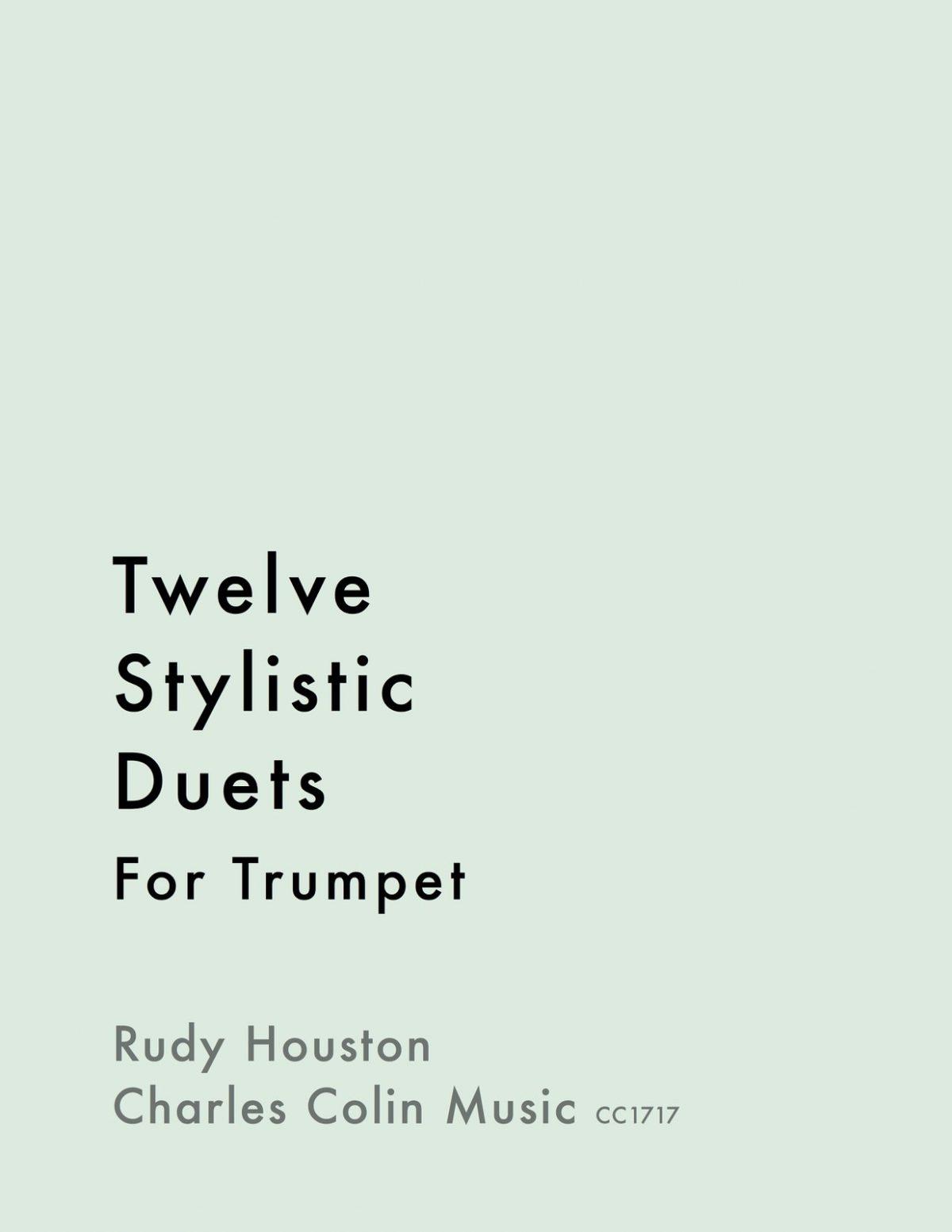 Houston, Stylistic Duets-p01