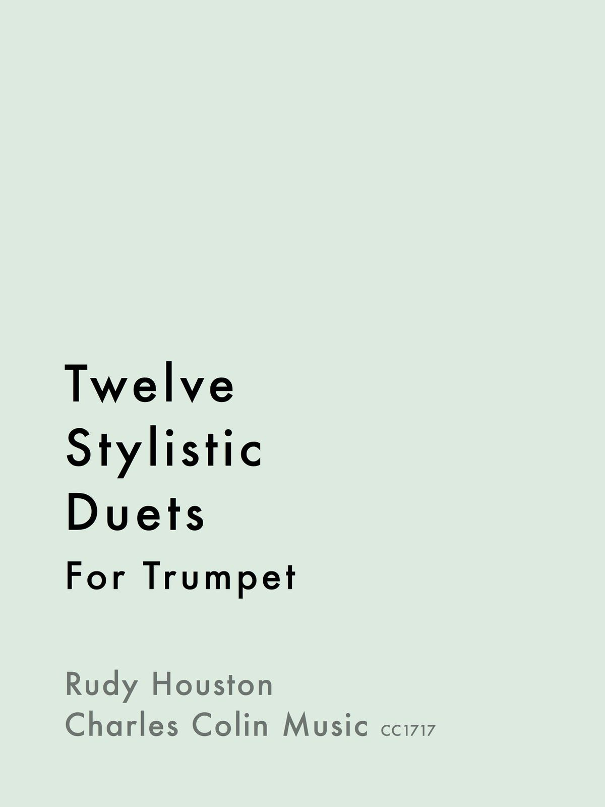 Houston, Stylistic Duets-p01