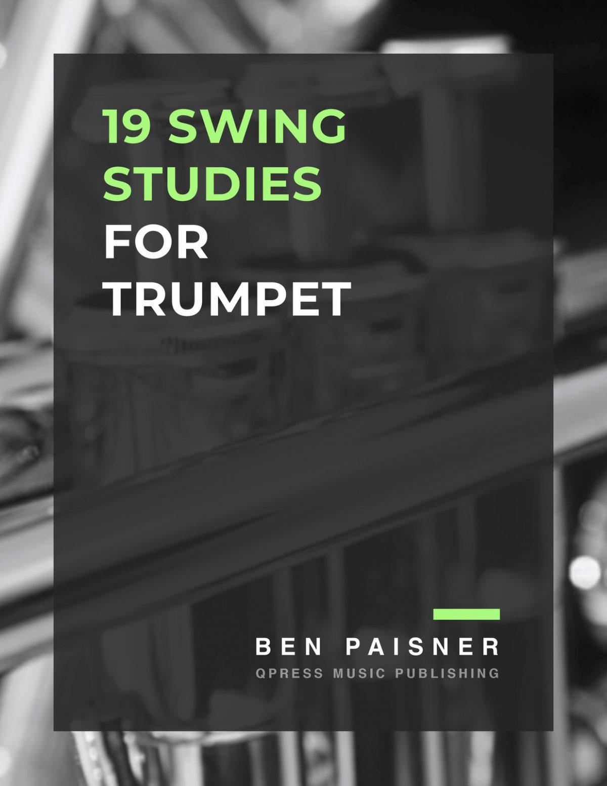 Paisner, Swing Studies for Trumpet-1