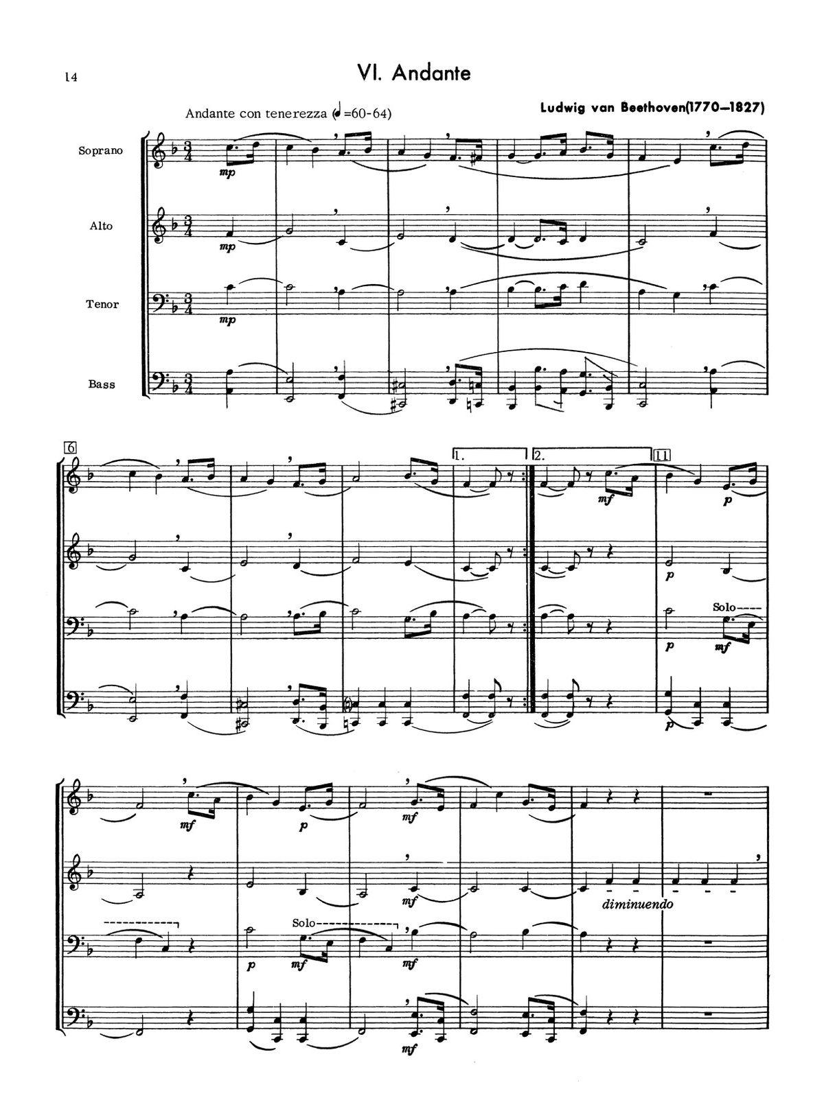 Various, Ten Masterworks for Brass Choir-p16