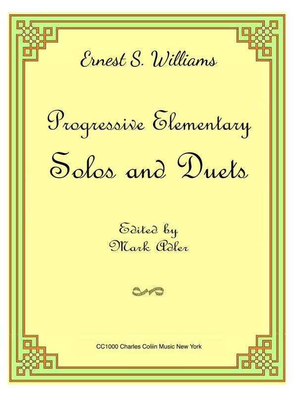 Williams, Easy Solos & Duets-p01