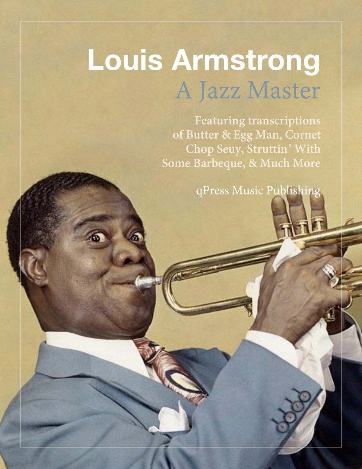 Armstrong, Louis, A Jazz Master-p01