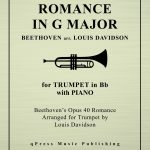 Davidson, Romance in G (Score and Part)-p01