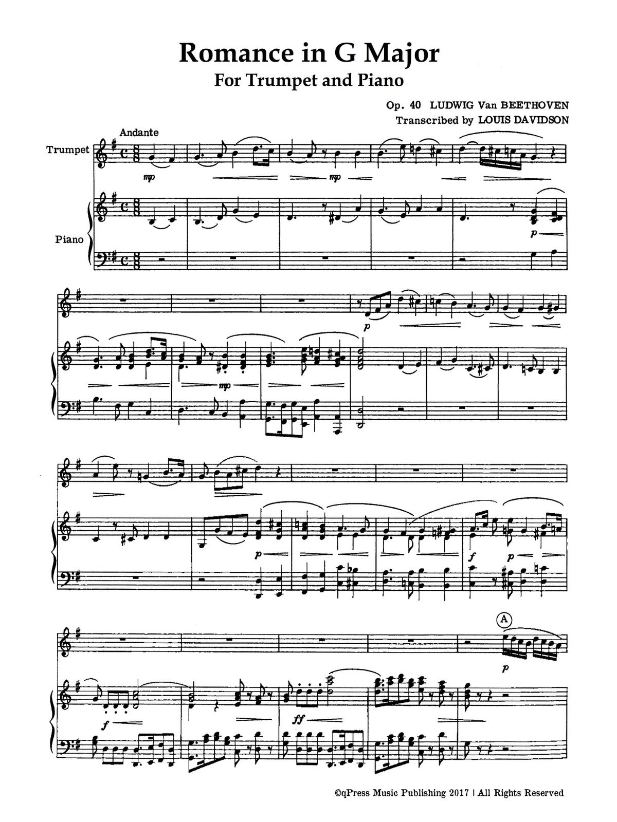 Davidson, Romance in G (Score and Part)-p06