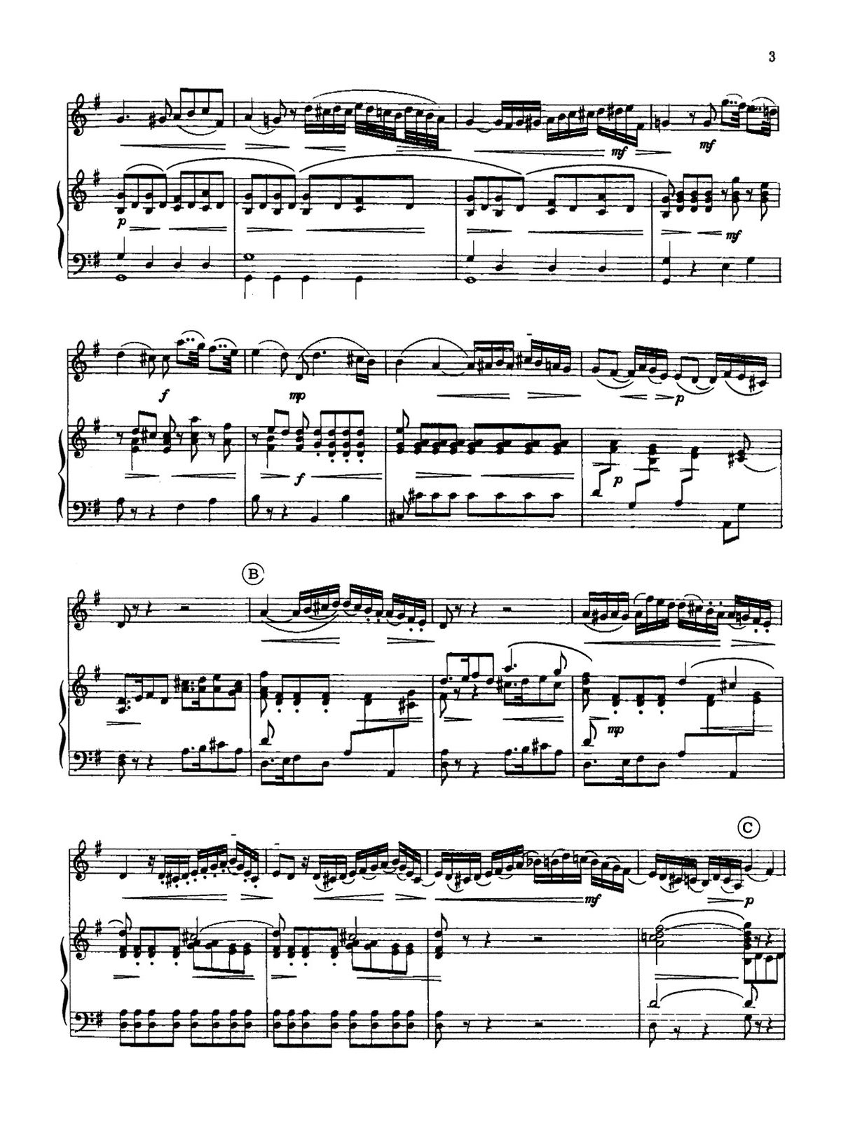Davidson, Romance in G (Score and Part)-p07
