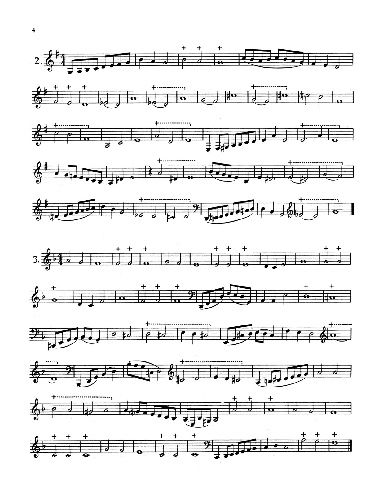 Frehse, 34 Studies for Low Horn-p04