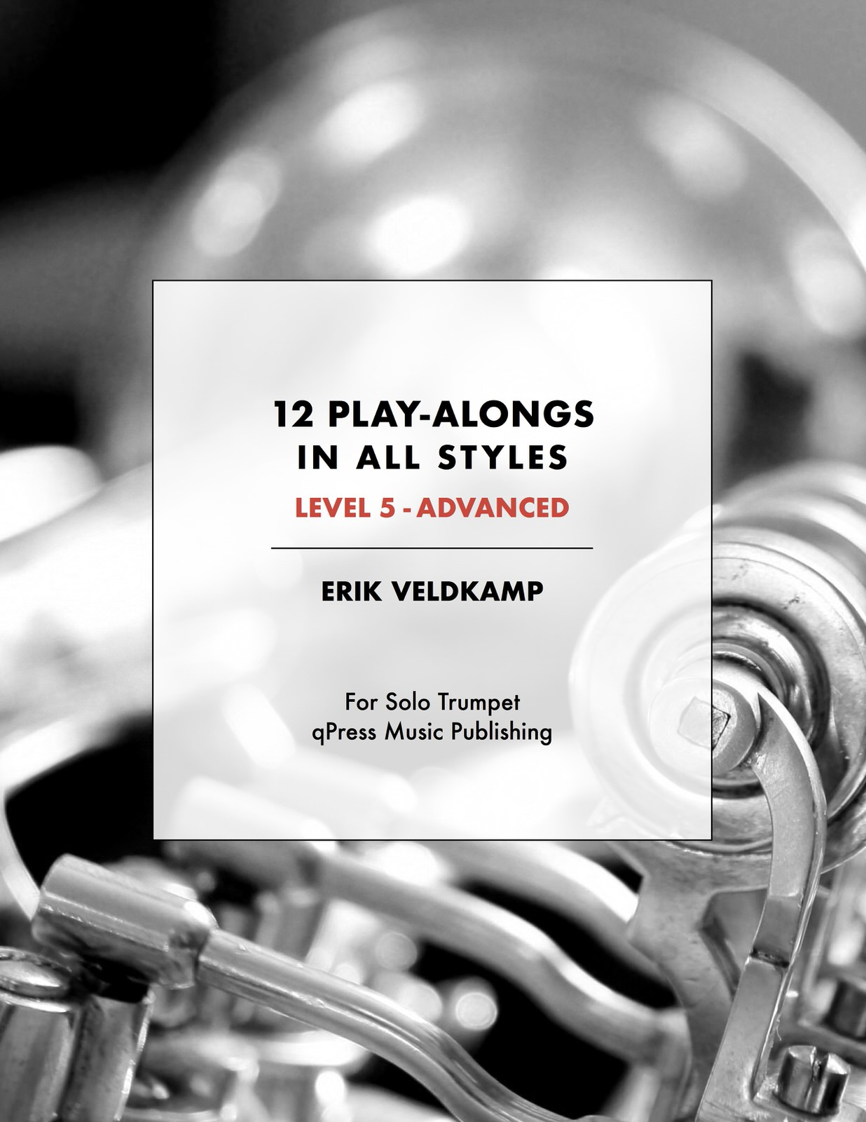 Veldkamp, 12 Play-Alongs in All Styles Level 5 (Advanced)-p01