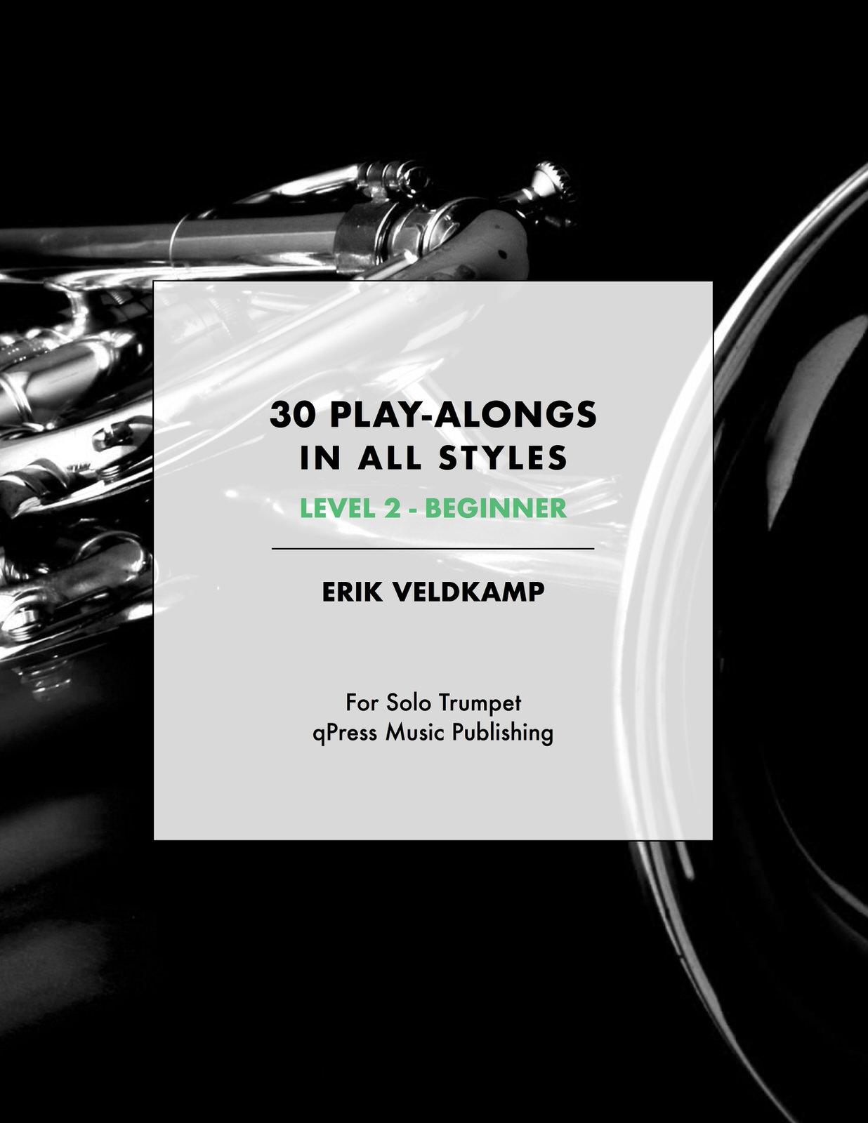 Veldkamp, 30 Play-Alongs in All Styles Level 2 (Beginner)-p01